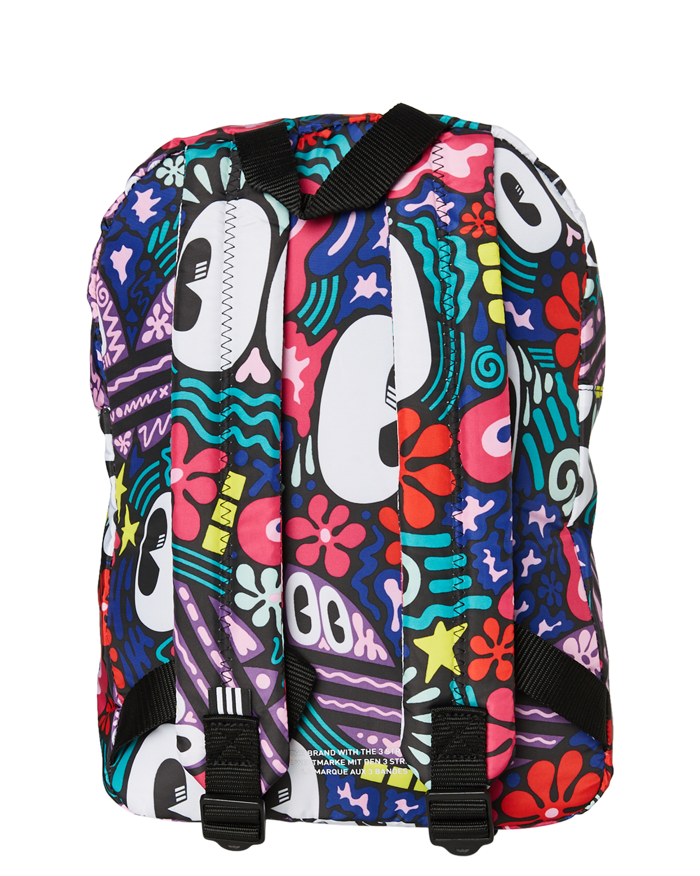 03d64ccad0 ... MULTICOLOR WHITE KIDS GIRLS ADIDAS BAGS + BACKPACKS - DW6719MUL ...