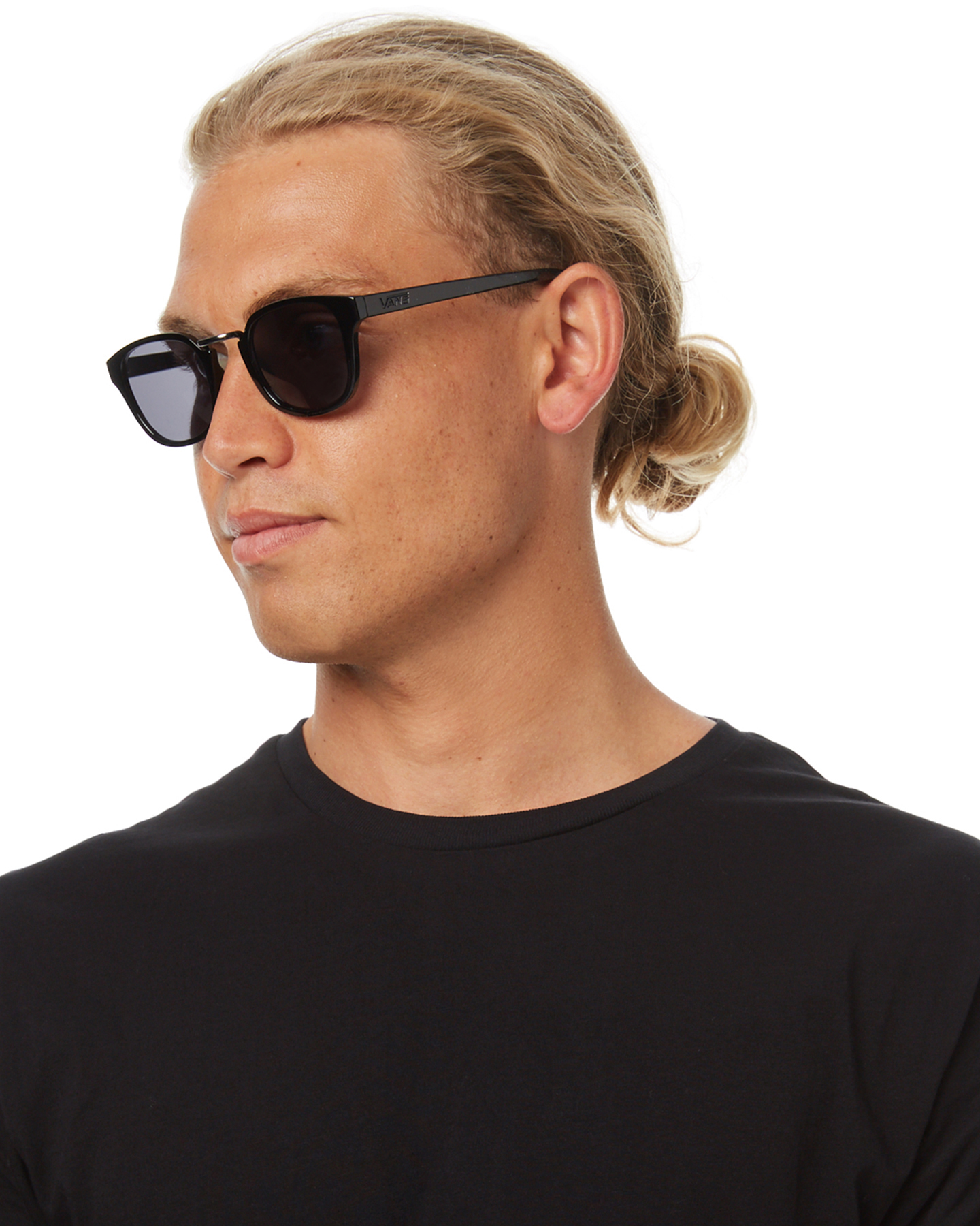 vans sunglasses men black