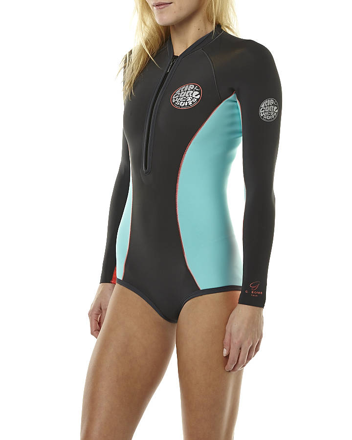 f29ccba88f ... GREY SURF WETSUITS RIP CURL SPRINGSUITS - WSP4EW0080 ...