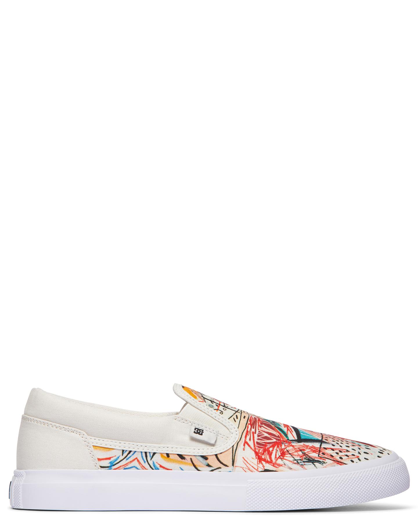 Mens Basquiat Manual Slip On Shoe