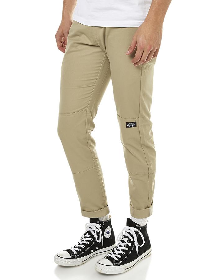 Mens Double Knee Work Trousers Dickies MPdQ5ort3J
