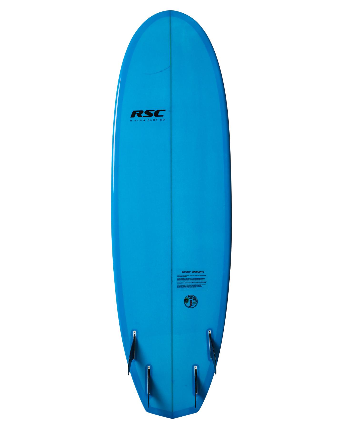 Rsc Surfboards Klapton Fish Surfboard