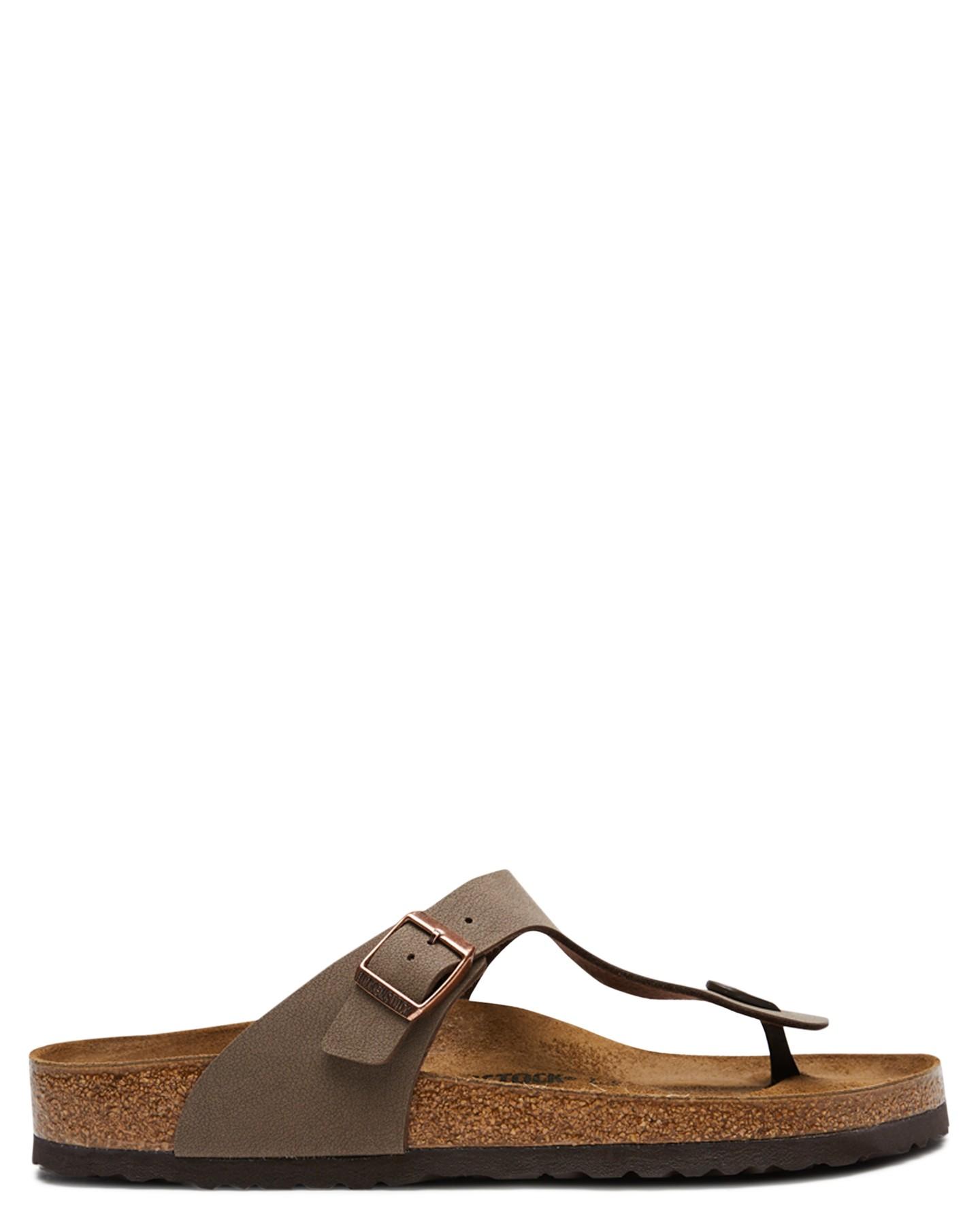 Birkenstock Mens Regular Gizeh Sandal
