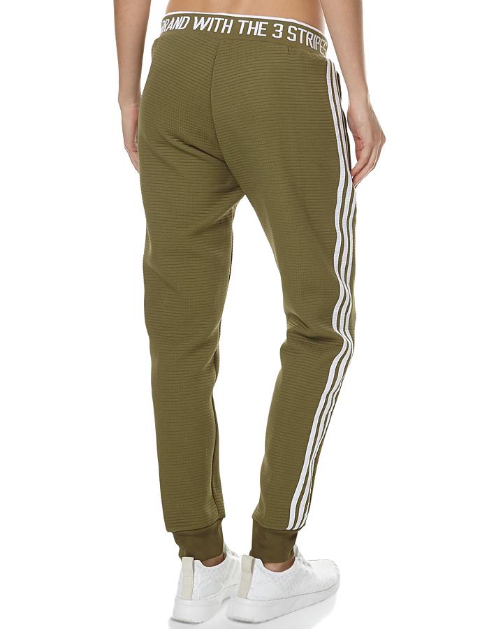 Adidas Originals Regular Cuffed Womens Trackpant Olive