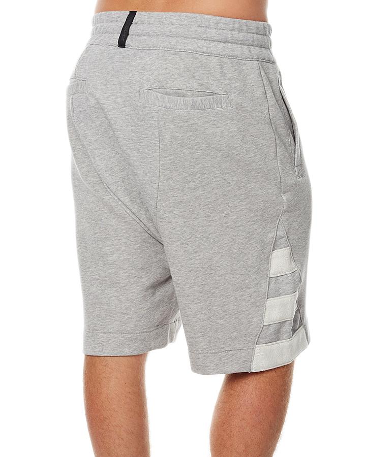 Adidas Grey Shorts Mens