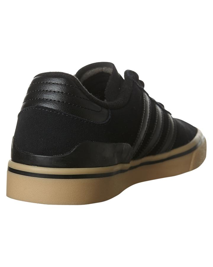 the best attitude 2ff7e 4a931 ... BLACK GUM MENS FOOTWEAR ADIDAS ORIGINALS SKATE SHOES - F37888BKGU ...