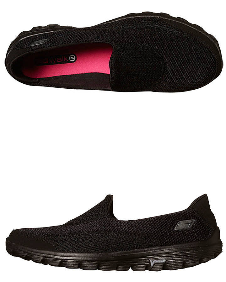 factory outlets well known hot sale Skechers Go Walk 2 Flat - Grey | SurfStitch