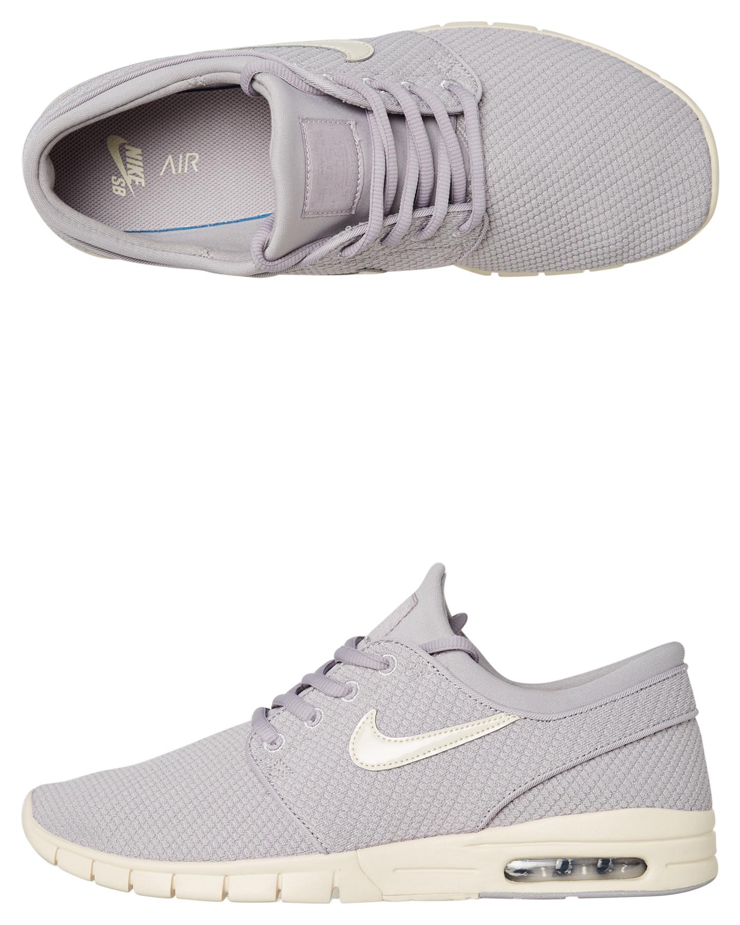 bd4e47bd1b Nike Womens Stefan Janoski Max Shoe - Atmosphere Grey | SurfStitch