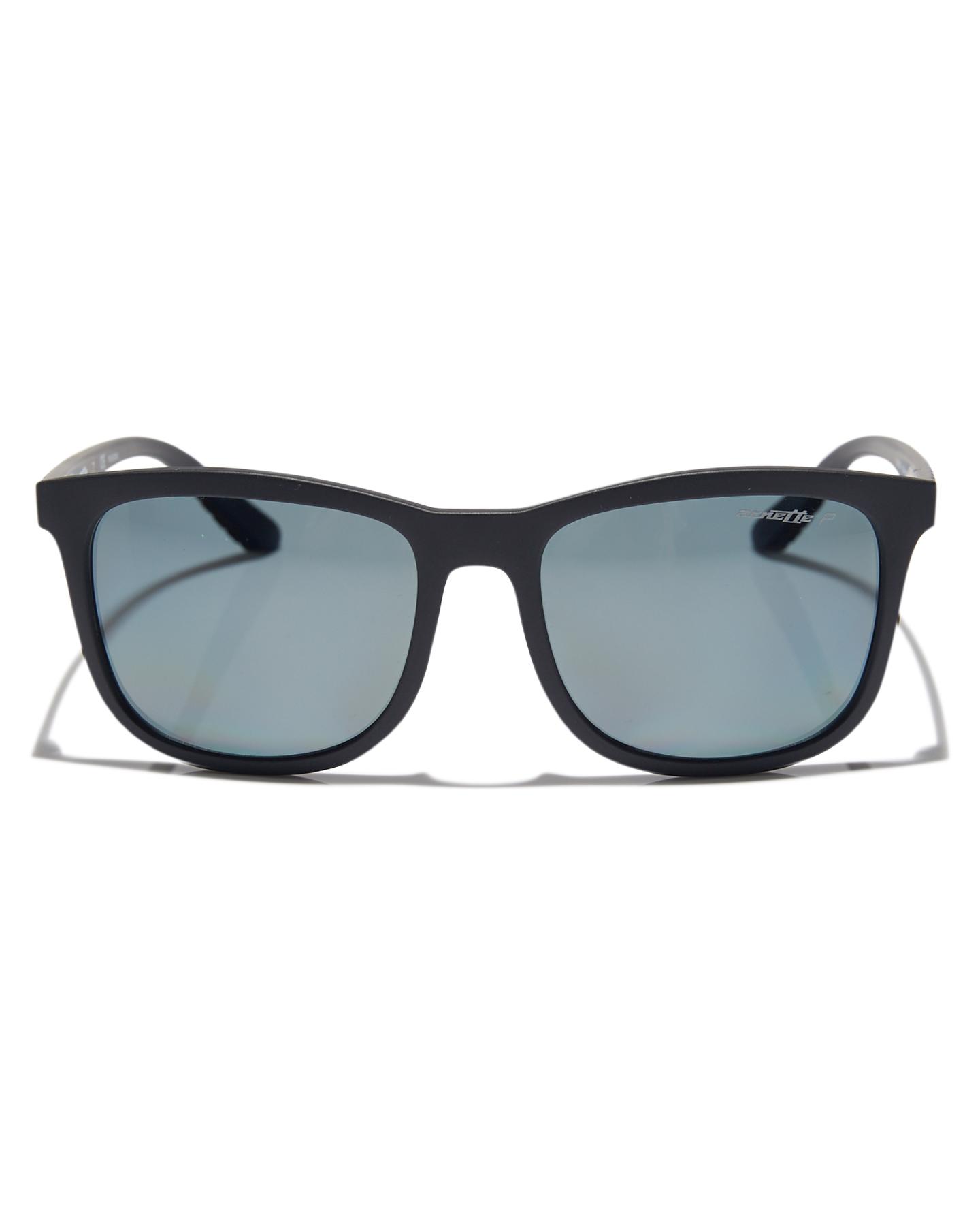 c4c344136c Arnette Chenga Sunglasses - Matte Black Grey