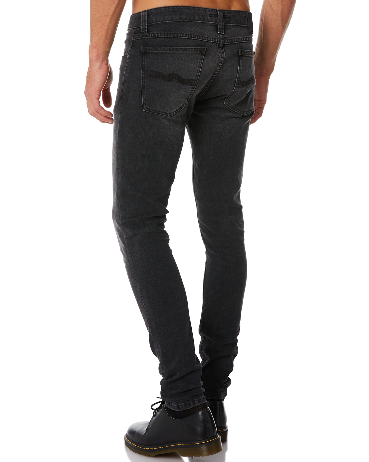 3a8391b00f73f ... BLACK MOVEMENT OUTLET MENS NUDIE JEANS CO JEANS - 112737BLKMO ...