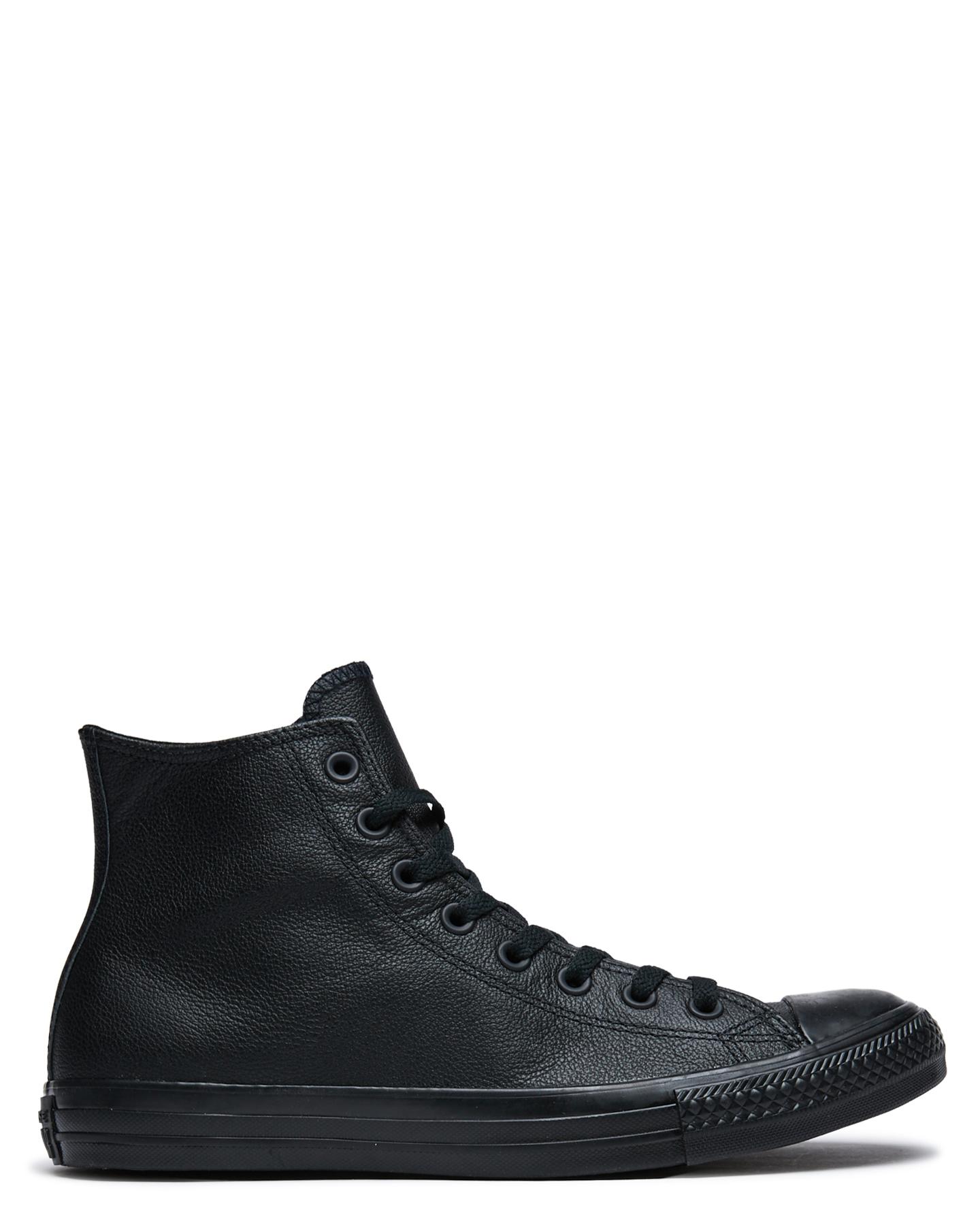 Womens Taylor Hi Leather Shoe Chuck All Star Top E9IY2WDHe