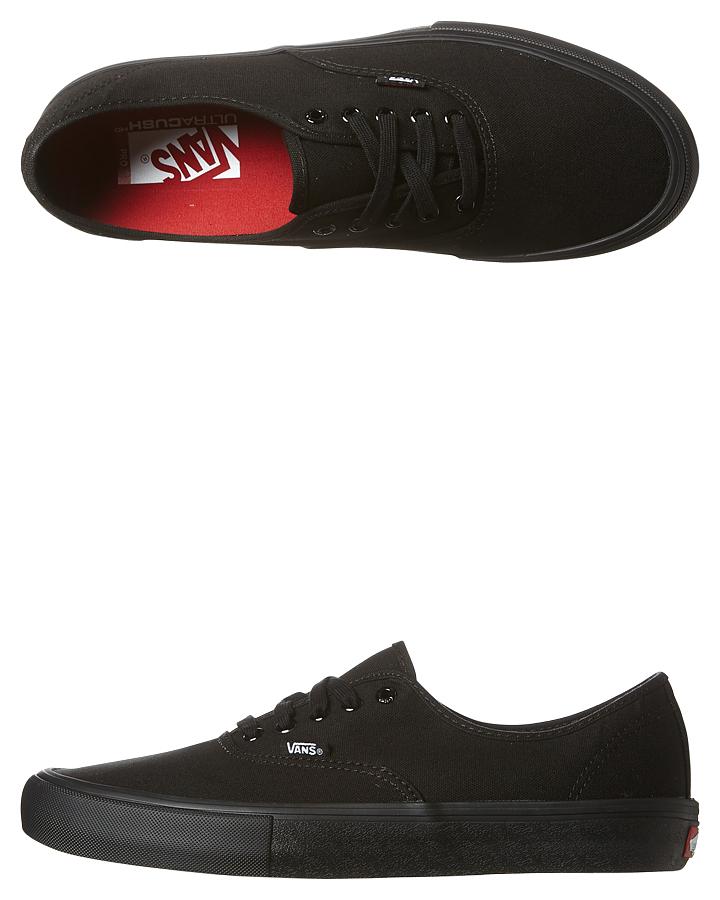 8f4e940353e BLACK BLACK MENS FOOTWEAR VANS SKATE SHOES - VN-0Q0DBKABBK ...