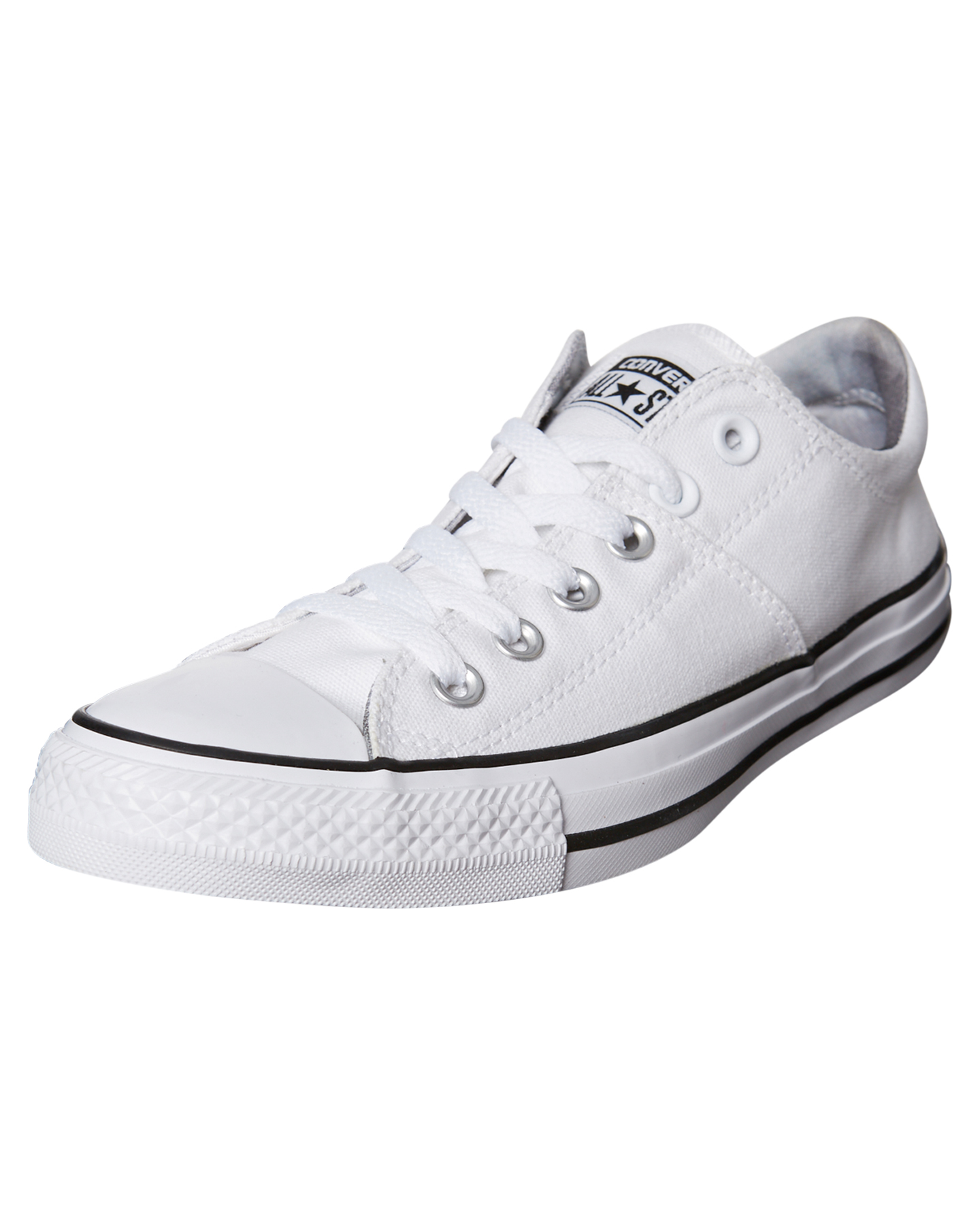 ... WHITE WOMENS FOOTWEAR CONVERSE SNEAKERS - 557971WHT ... 145bf7153e