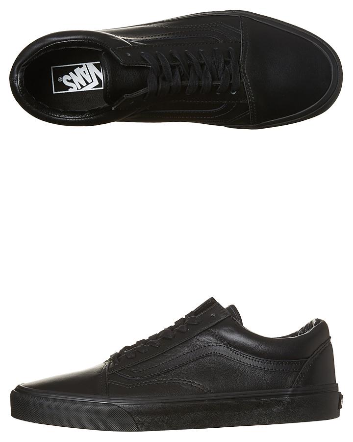 8a62f9ecb2 BLACK BLACK WOMENS FOOTWEAR VANS SNEAKERS - SSVN-03Z6L3ABLKW ...
