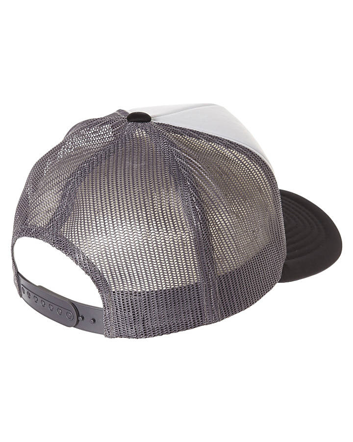 ... GREY BLACK MENS ACCESSORIES FLEX FIT HEADWEAR - BWT2002GRBK ... dfde35f7015a