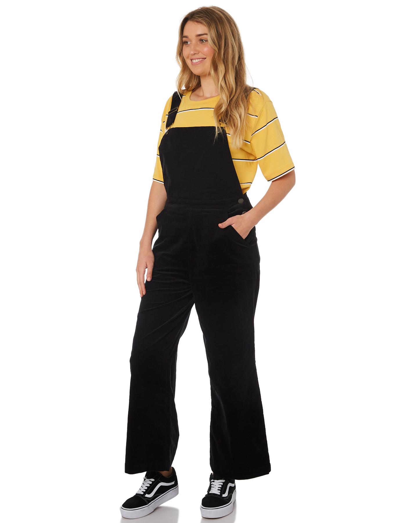 ae90627b7044 Rip Curl Boston Jumpsuit - Black