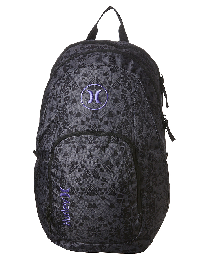6171d353390 Hurley Mission 4.0 Womens Bag - Black A | SurfStitch