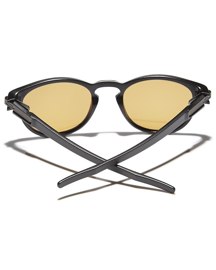 60487bd3dc Oakley Latch Polarized Sunglasses - Matte Black Bronze