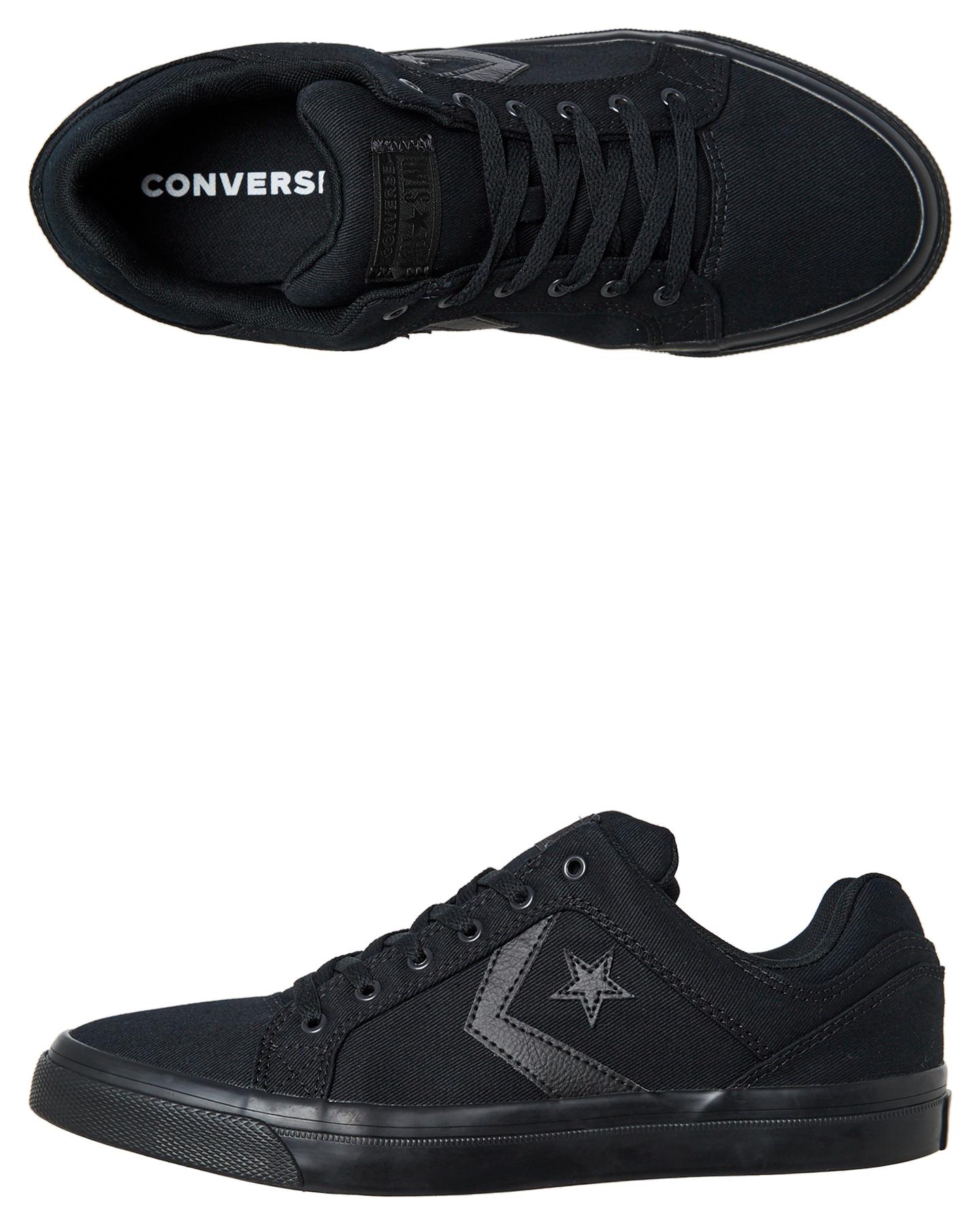 3adcf0ac2cdf Converse Distrito Bts Shoe - Black Black