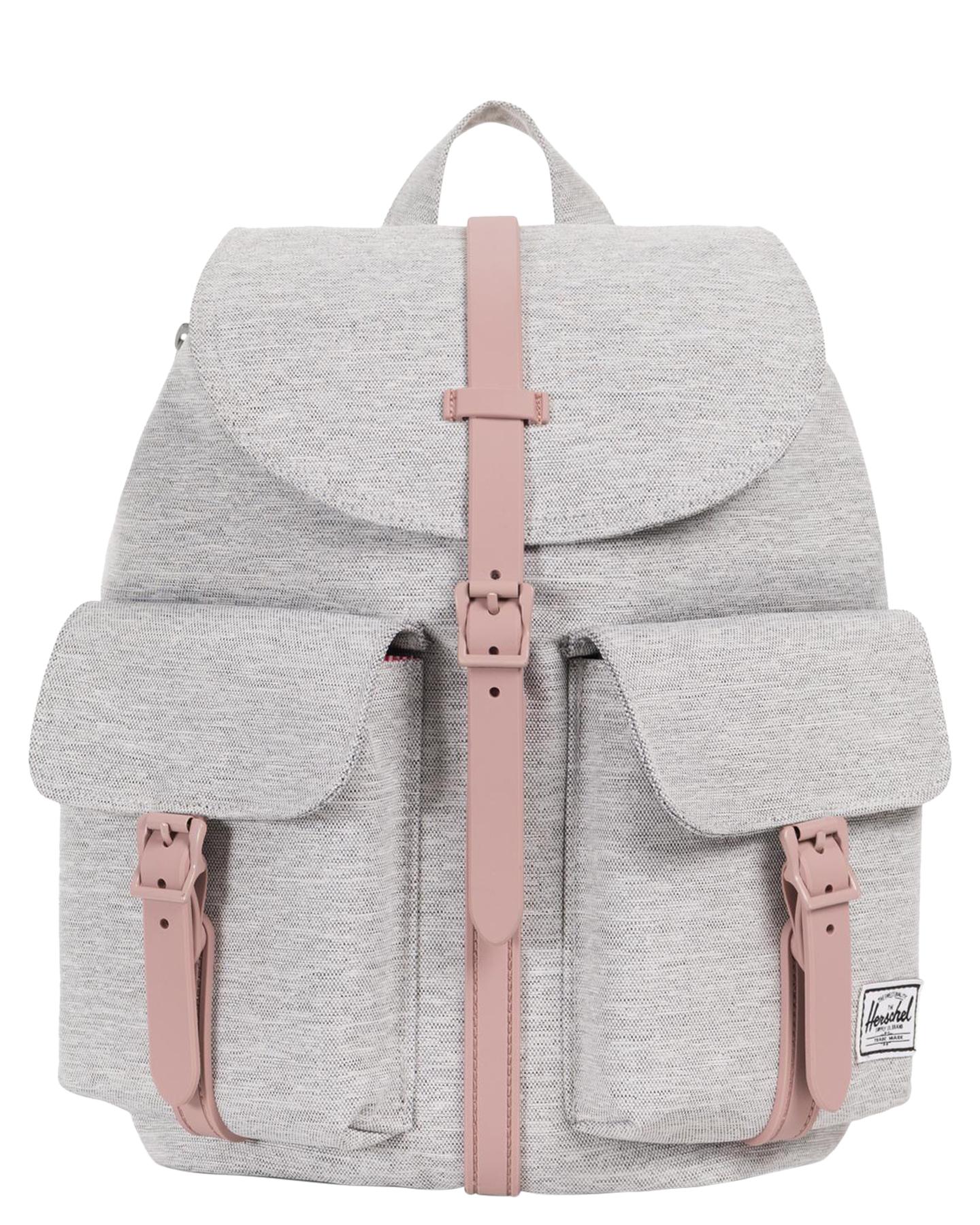 ee0241a175d Herschel Supply Co Dawson X Small Backpack - Light Grey Ash Rose ...