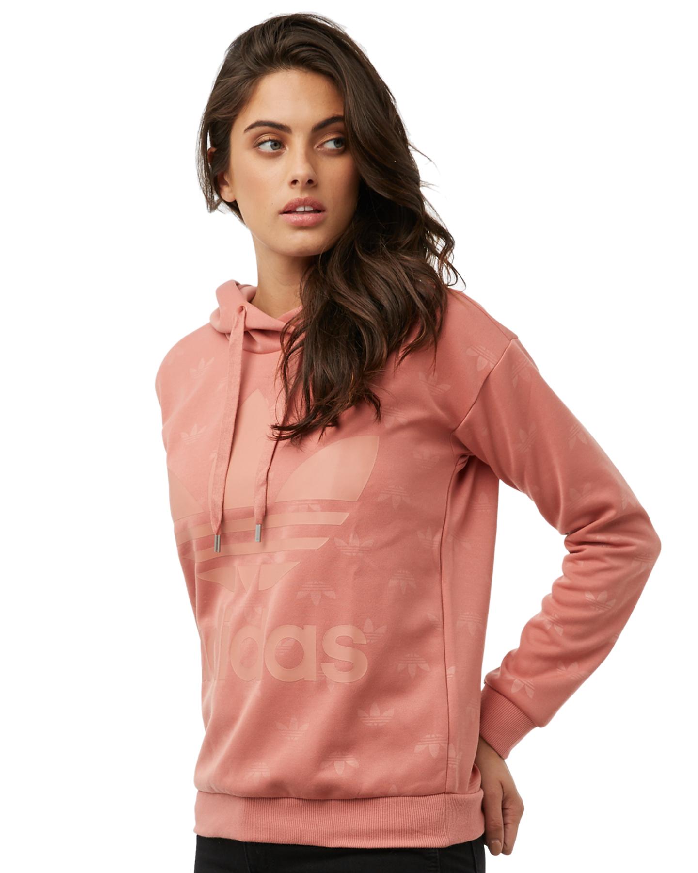 Adidas Originals Ash Pink Sweatshirt - raveitsafe