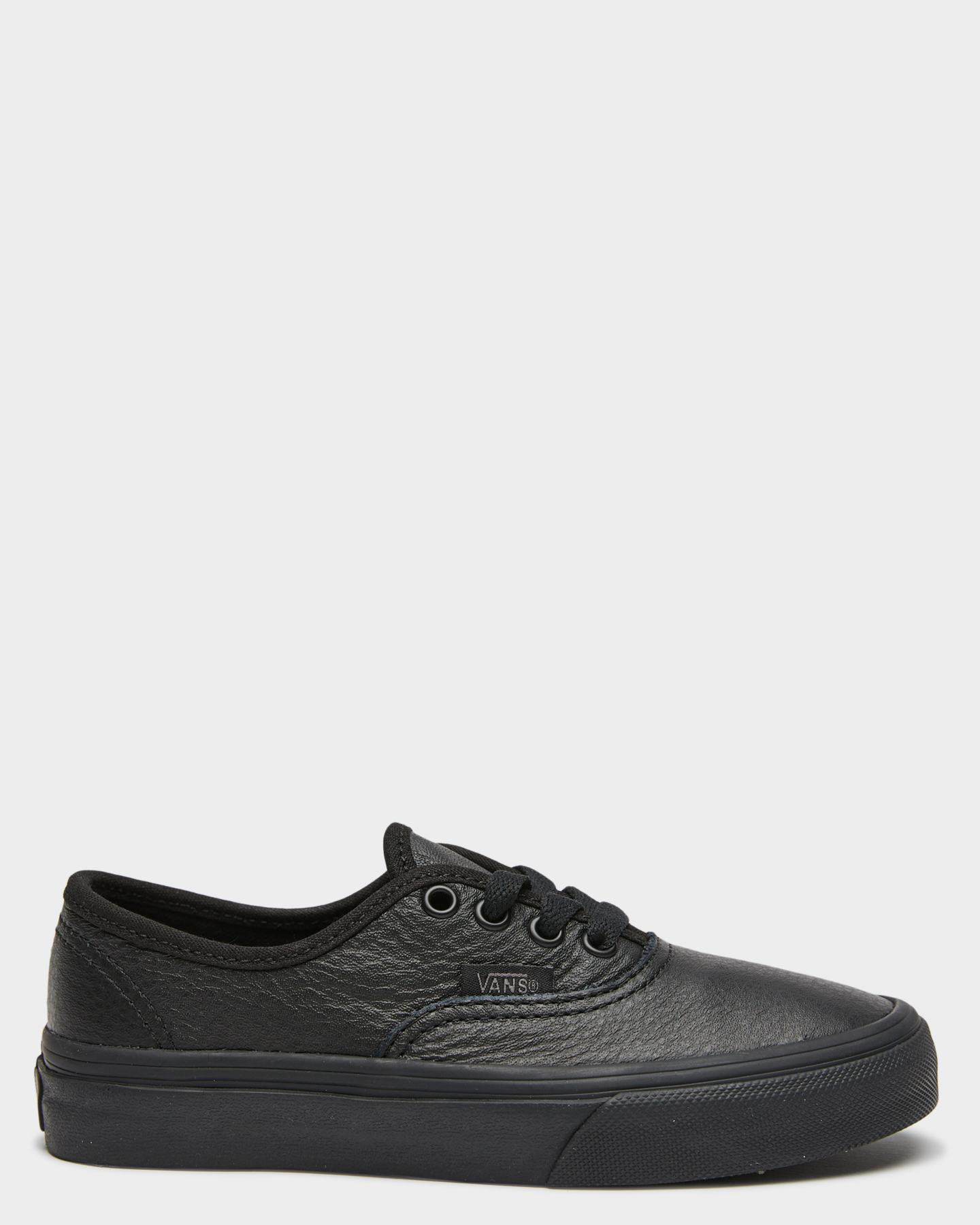 Vans Authentic Leather Shoe - Youth
