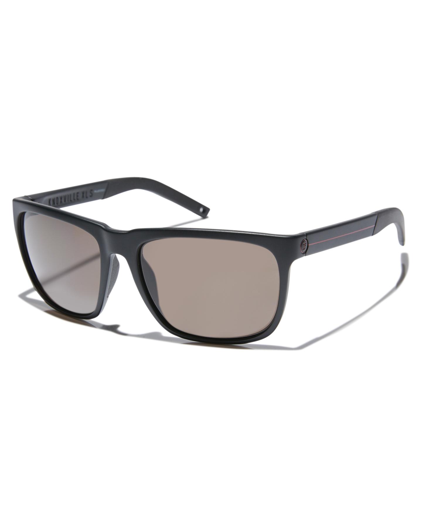 Electric Knoxville Xl S Jjf Polarized Sunglasses - Matte Blck Red ... 8924506ec3