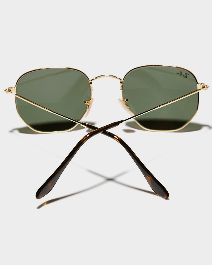30cbebd912 ... GOLD GREEN MENS ACCESSORIES RAY-BAN SUNGLASSES - 0RB3548N001 ...