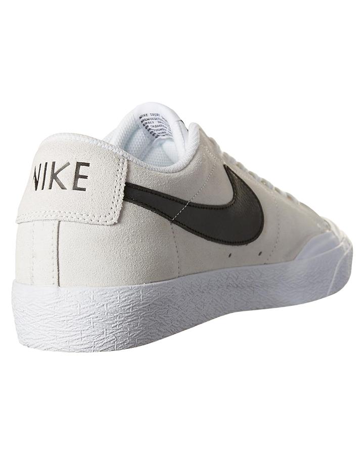 91da5e97ac5 ... SUMMIT WHITE BLACK MENS FOOTWEAR NIKE SKATE SHOES - 864348-101 ...