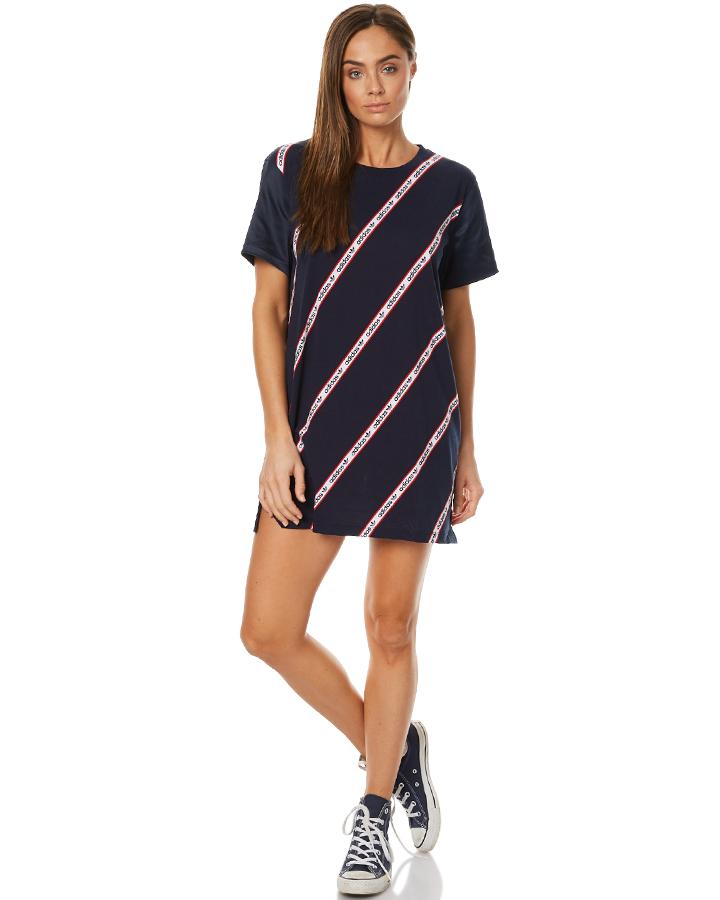 9cc2c0971cca ... LEGEND INK WOMENS CLOTHING ADIDAS ORIGINALS DRESSES - BJ8369INK
