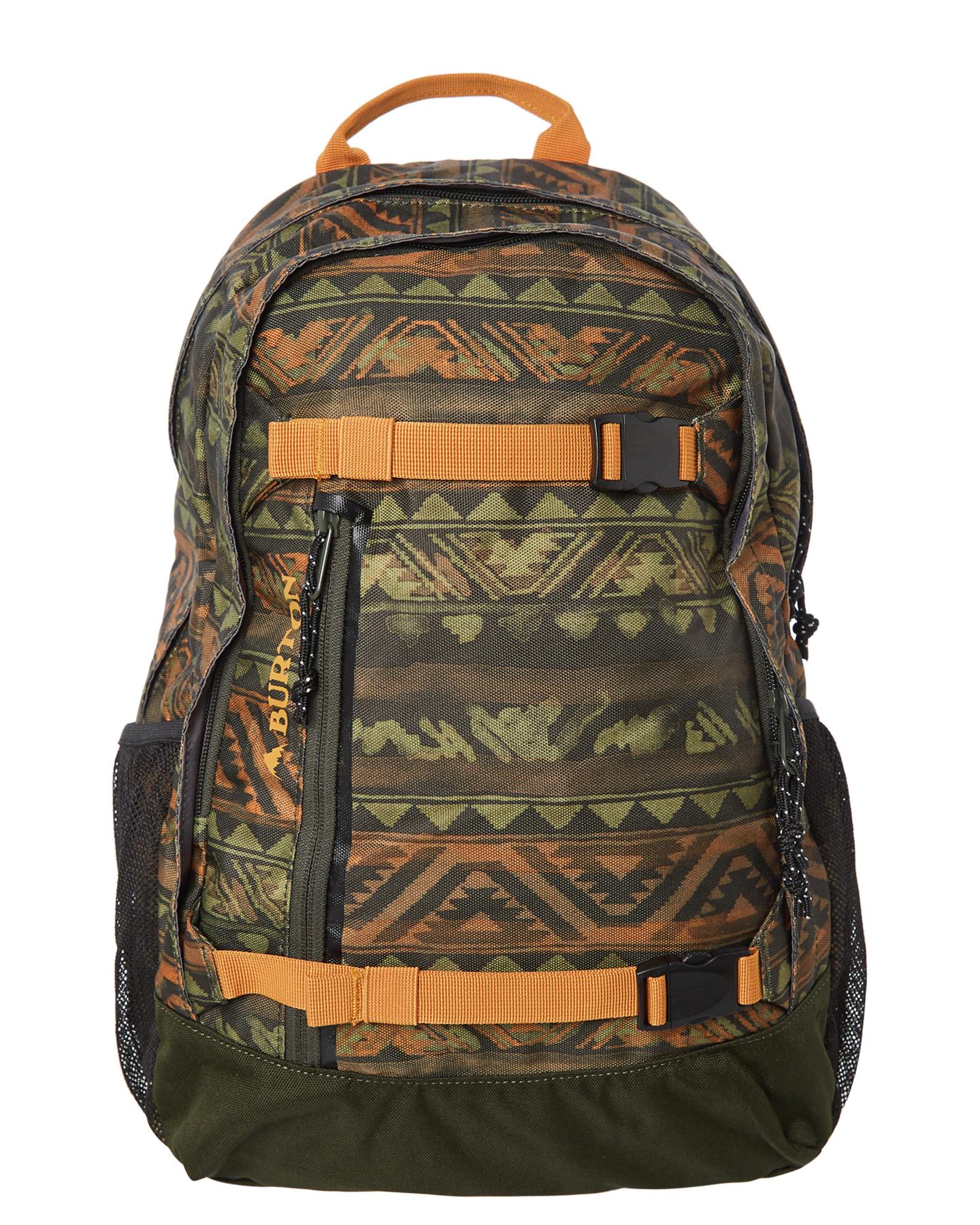 cb780e30b8e2 Burton Kids Youth Day Hiker 20L Backpack - Resin Chimayo Remix ...