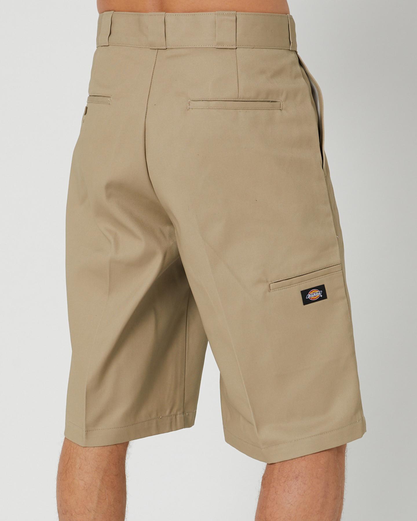 dickies 13 inch multi pocket work shorts