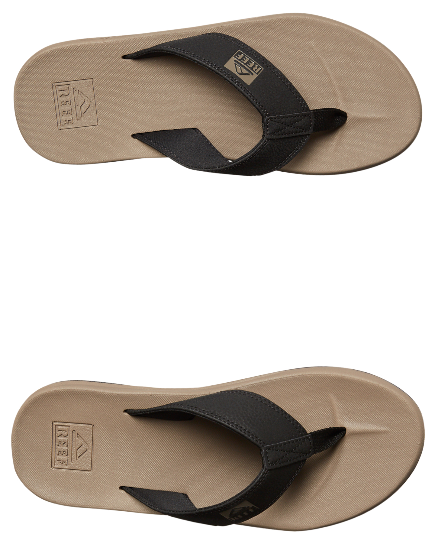 5c35860bb110 BLACK FOSSIL MENS FOOTWEAR REEF THONGS - 2045BFS ...