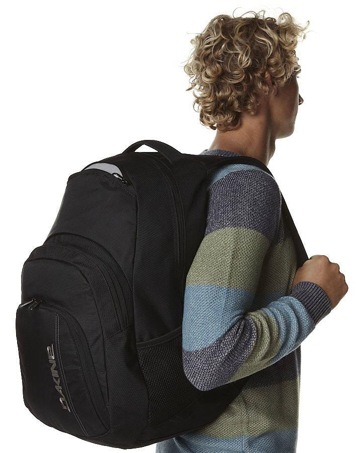 e30e5edb31cb3 Dakine Campus 33L Black Backpack Source · Dakine Campus Street 33L Backpack  Black SurfStitch