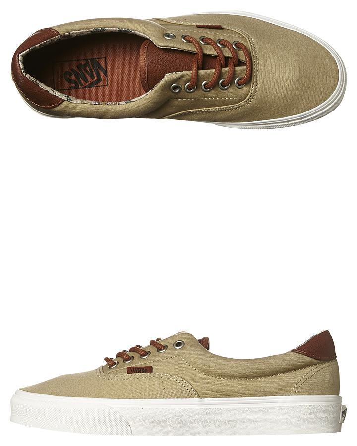 9a8e041588 Vans Era 59 Desert Cowboy Shoe - Khaki