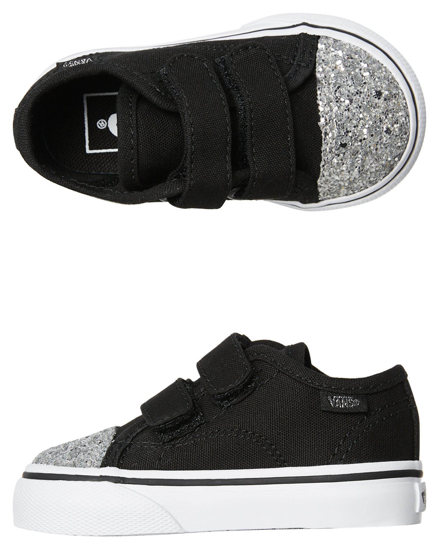 1b042b353d Black SurfStitch 23 Tots Shoe Girls Style V Vans wYZzOxq