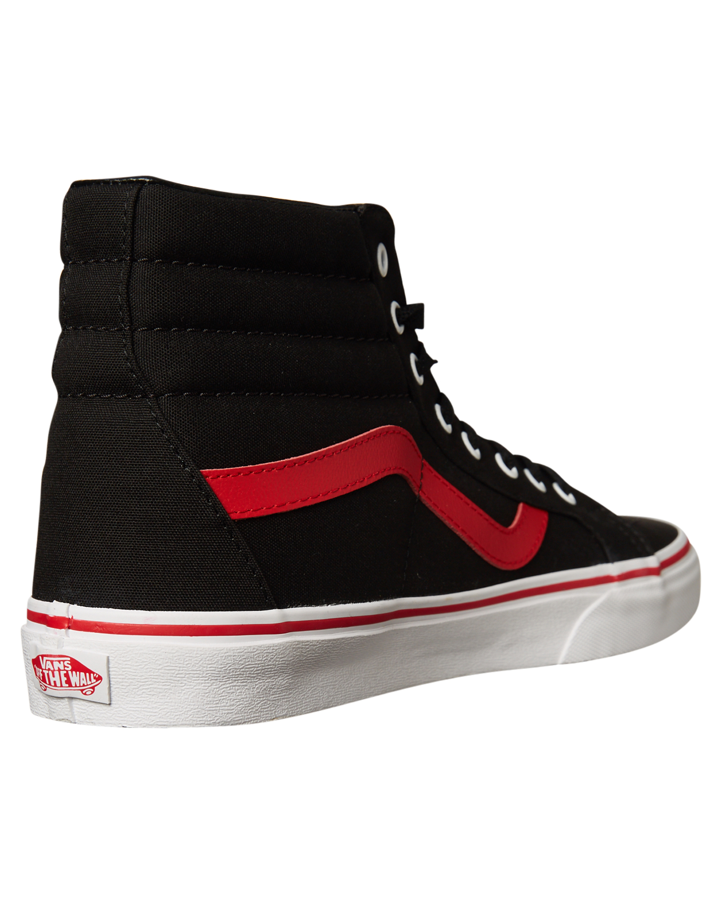 899dc6f0159 ... BLACK RACING RED MENS FOOTWEAR VANS SNEAKERS - VNA2XSBORCBLK ...