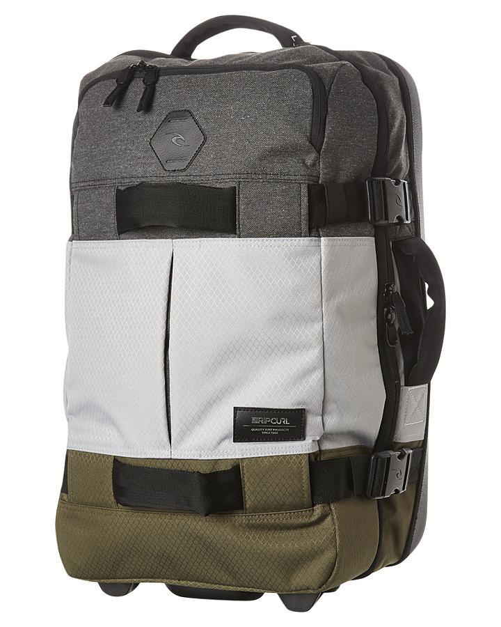 Rip Curl F Light 2 0 Transit Stack 50l Travel Bag Grey