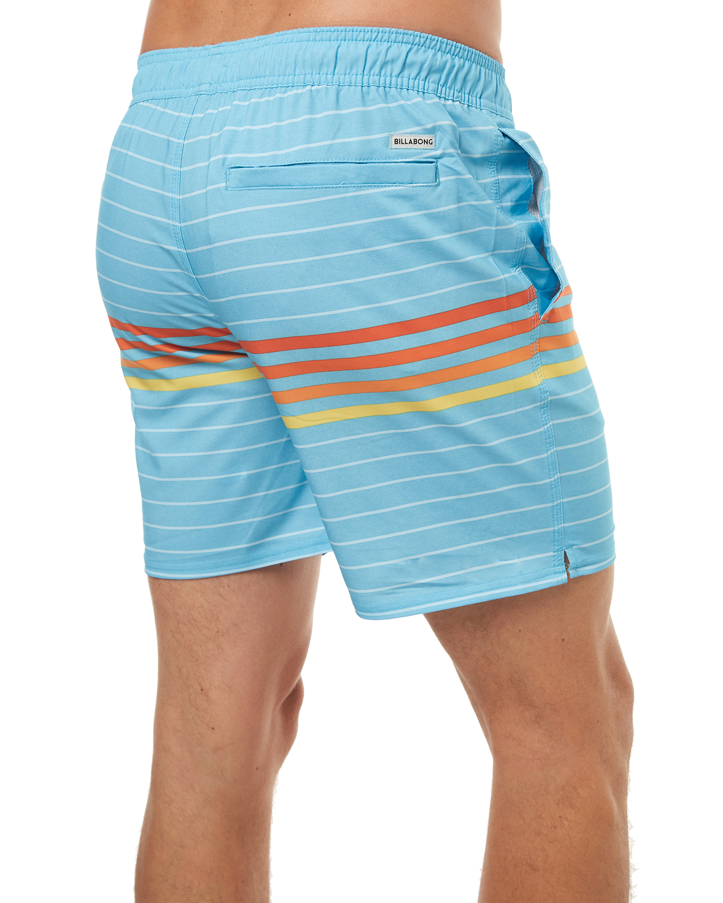 Billabong Spinner Layback Mens Beach Short - Light Blue | SurfStitch